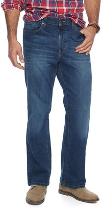 Big & Tall SONOMA Goods for Life Flexwear Relaxed-Fit Stretch Jeans
