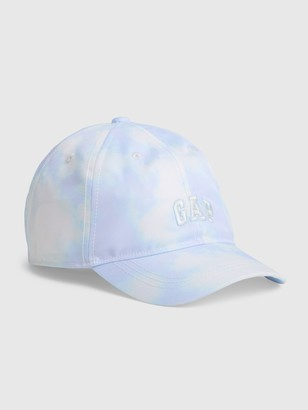 Gap Kids Tie-Dye Logo Baseball Hat