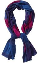 Marc by Marc Jacobs Poppy Patchwork Scarf