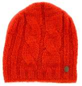 Gucci Mohair Cable-Knit Beanie