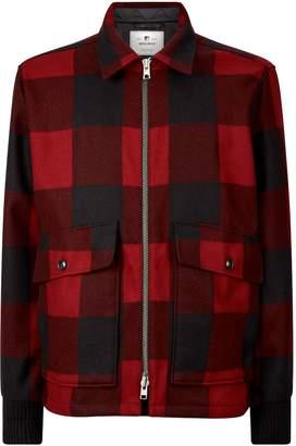 Woolrich Check Buffalo Jacket