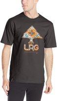 Lrg Men's Floral Tree Fill T-Shirt