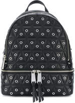MICHAEL Michael Kors quilted eyelet backpack