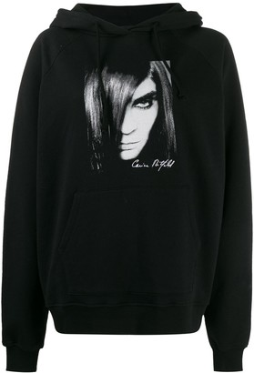 Karl Lagerfeld Paris X Carine hoodie