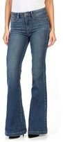 Paige Women's Genevieve Flare Jeans