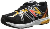 New Balance KJ697 Youth Lace-Up Running Shoe (Little Kid/Big Kid)