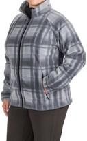 Columbia Benton Springs Fleece Jacket (For Plus Size Women)