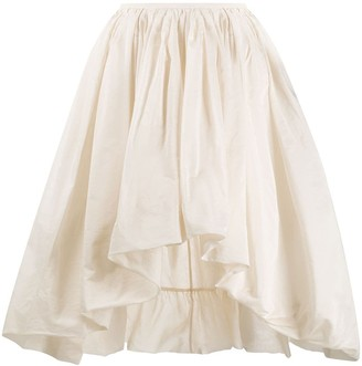 Molly Goddard Full Shape Asymmetric Skirt