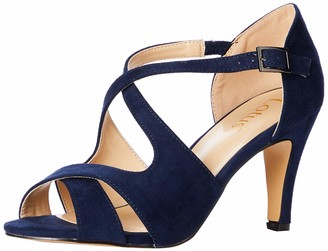 Lotus Women Sadia Open Toe Heels