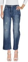 Blumarine Denim pants - Item 42557958