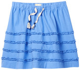 J.Crew Factory J. Crew Factory Tiered Ruffle Skirt (Toddler & Little Girls)
