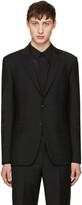 Givenchy Black Slim Two-button Blazer
