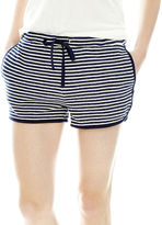 Joe Fresh Striped Drawstring Shorts