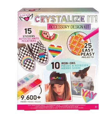 Fashion Angels CRYSTALIZE IT! Accessory Design Kit