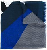 Fendi Bag Bugs scarf - men - Wool/Silk - One Size