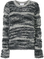 Carven striped detail jumper