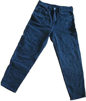 Weekday Grey Denim - Jeans Jeans for Women