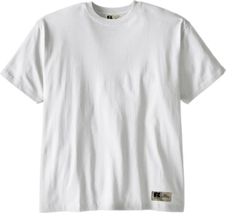 Russell Athletic Men's Big and Tall S/s No Pocket Tee