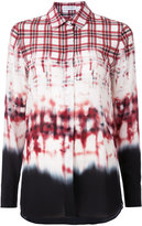 Altuzarra plaid shirt - women - Silk - 40