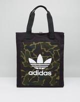 adidas Camo Print Shopper Bag