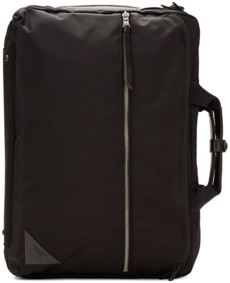 Master-piece Co Black Various 3Way Backpack