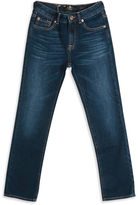 7 For All Mankind Cobalt Blue Slimmy Foolproof Jeans - Toddler & Boys