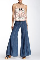 Free People Gilmour High Rise Wide Leg Jean