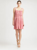 Nina Ricci Pleated Dress