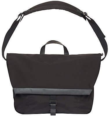 Ally Capellino Travel Cycle Froome Messenger Bag, Black