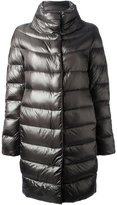 Herno padded coat - women - Feather Down/Polyamide - 38