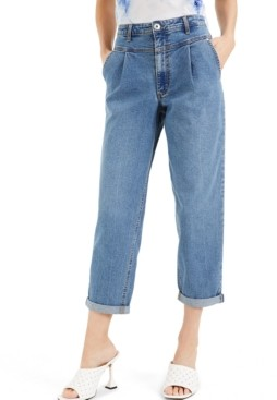 INC International Concepts Inc Yoke-Front Tapered Jeans, Created for Macy's