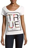 True Religion Printed Roundneck T-Shirt