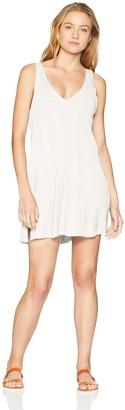 RVCA Junior's Leela Sleeveless Coverup Dress