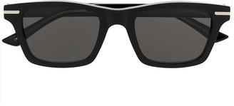 Cutler & Gross 1337 Square-Frame Sunglasses