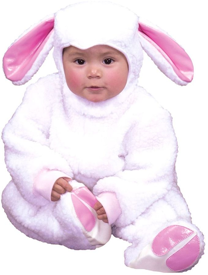 Little lamb costume - baby