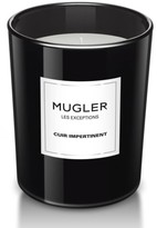 Thierry Mugler 'Les Exceptions - Cuir Impertinent' Candle