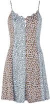 Topshop TALL Multi Ditsy Cami Dress