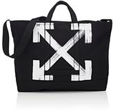 Off-White Men's Painted Tote Bag