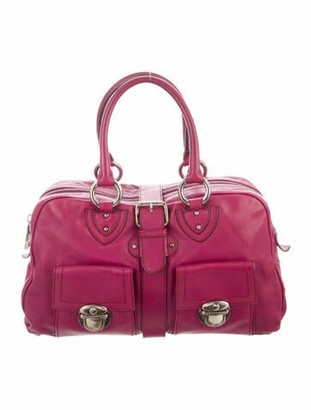 Marc Jacobs Leather Handle Bag Pink