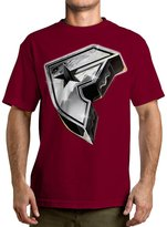 Famous Stars & Straps Men's Chromed Out Graphic T-Shirt-2XL