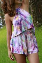 Somedays Lovin Rainbow Crop Halter