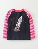 Boden Rocket Raglan T-shirt
