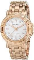 Nautica Womens Watch NAD18528L