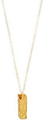 Alighieri The Wishing Well 24kt Gold-plated Necklace - Womens - Gold