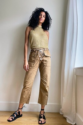 Free People Ripstop City Slouch Pants
