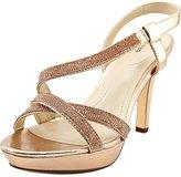 Style&Co. Style & Co Sandrah Women US 8.5 Bronze Platform Sandal