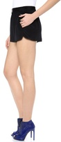 Robert Rodriguez Silk Tie Shorts