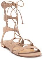 Schutz Erlina Leather Gladiator Sandal