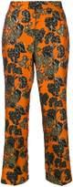 Dolce & Gabbana Runway jacquard trousers
