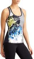 Athleta Chi Tank Blossom Print